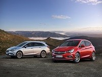 500,000 Opel Astra